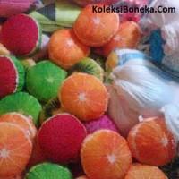 jual boneka buah
