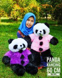 Boneka Panda Kancing