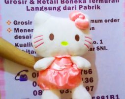Boneka hello kitty mini,jual boneka hello kitty bandung, koleksi foto boneka hello kitty