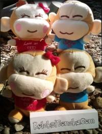 Jual Boneka Monyet Kecil Harga boneka monyet