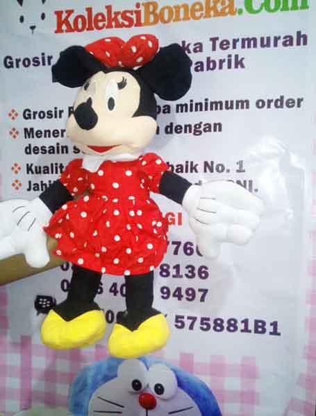 jual Boneka Minnie dan mikey Termurah ... 9b9016ec69