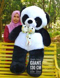 Boneka Panda Giant Super Jumbo