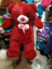 Boneka Teddy Bear Giant Warna Merah