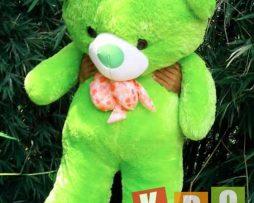Boneka Teddy Bear Besar Warna Hijau