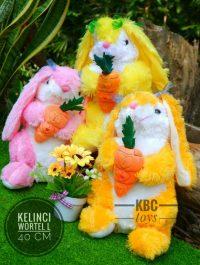 Boneka Kelinci Wortel L