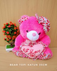 teddy bear topi katun (2)