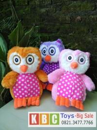 Boneka Burung Hantu Owl