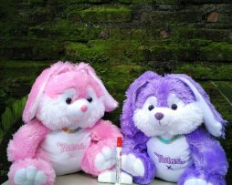 Boneka Kelinci Twins Ukuran L