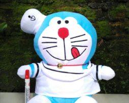 jual Boneka Doraemon Pelaut