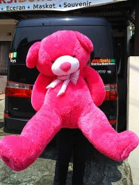 Boneka Teddy Bear Import Super Jumbo