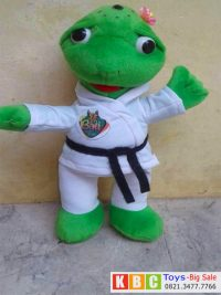 Pengrajin Boneka Maskot Karate Bali