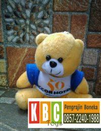 Boneka-Teddy-Bear-Hotel-Mercure-Palu