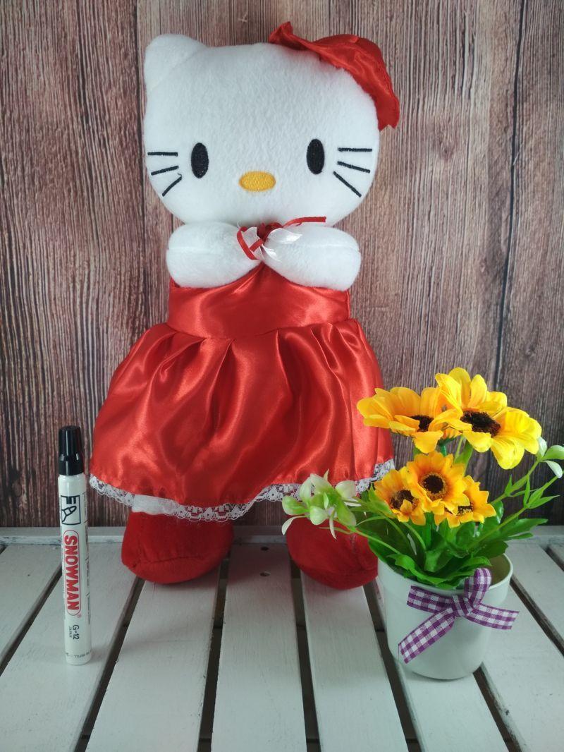 Hello Kitty Satin 1 Jual Boneka Grosir Besar Harga