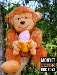 jual Boneka Monyet Banana