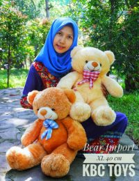 Boneka Bear import XL
