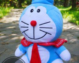 Boneka Doraemon Pelaut Dasi