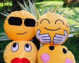 Boneka Emoji