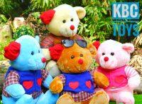 Boneka Teddy Bear Rompi