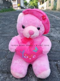 Boneka Teddy Bear Vonel L