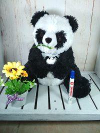 boneka panda baby