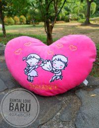 BANTAL LOVE BARU 40X48 CM