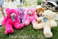 BONEKA BEAR IMPORT XL 40 CM