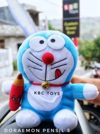 Boneka Doraemon Pensil S