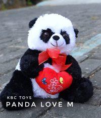 Boneka panda love M