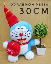 Doraemon pesta