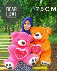 Bear Love telapak