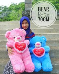Bear love rasfur