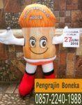 Boneka-Maskot-KPU-Papua-Jayawijaya