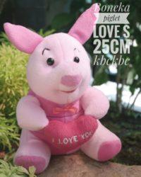 Boneka-Piglet-love-S