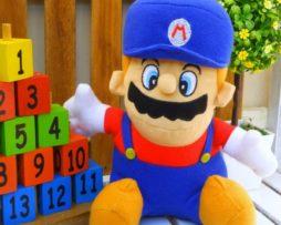 Boneka Mario Bross Mini kecil