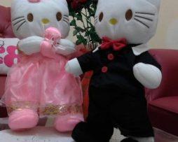 souvenir boneka pernikahan