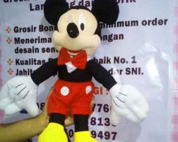 Jual Boneka Mickey Mouse Murah Ukuran 50 CM