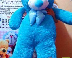 Jual Boneka Teddy Bear Besar Warna Biru