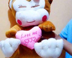 jual boneka monyet yoyo ukuran jumbo