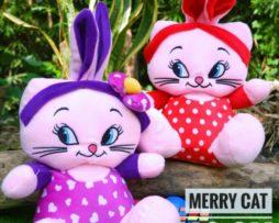 Boneka Marry Cat L