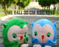 Boneka Owl Ball