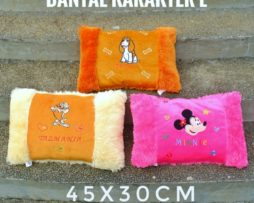 Boneka-Bantal-Karakter-L