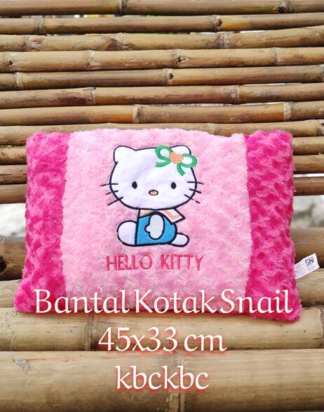 BANTAL-KOTAK-SNAIL-HELLO-KITTY-2
