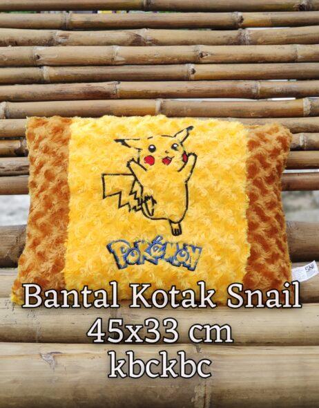 BANTAL-KOTAK-SNAIL-POEKMON-1