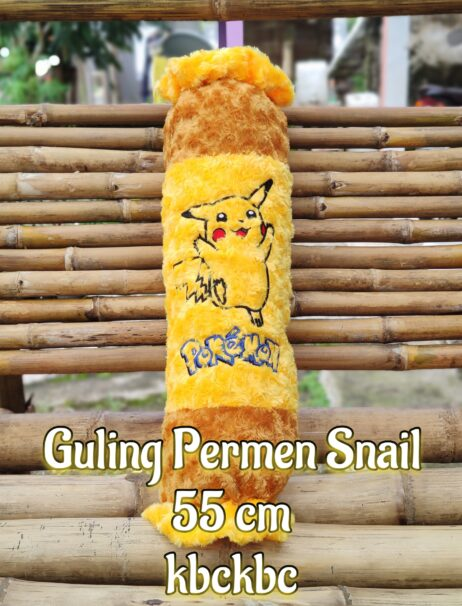 GULING-PERMEN-SNAIL-POKEMON